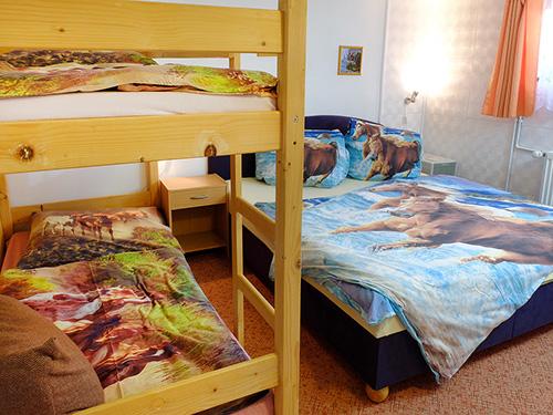 Apartmánový dům Železná Ruda - apartmán D